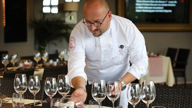 venez d guster le menu variations des plaisirs du chef s bastien kubler restaurant le 15 vins. Black Bedroom Furniture Sets. Home Design Ideas