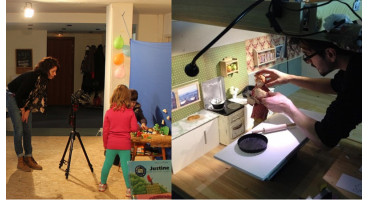 Atelier de Court-Métrage Enfants 6 ans et + - NOJO&CO - Strasbourg