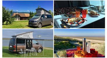 Combi California Ocean VW - Van Location - Barr