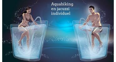 Aquabiking individuel  - Institut Nature Forme et Beauté - Ingwiller