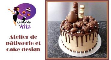 Atelier de Pâtisserie et cake design - Le Monde de Kita - Stotzheim