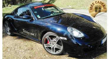 Conduisez une Porsche avec EIRL JM Blanck Pilotage