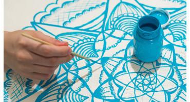 Atelier de Mandalas pour adultes - Marie-Josée Simon - Strasbourg, Obernai, Sélestat
