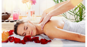 Massage corporel relaxant - Institut A 2 mains - Saverne