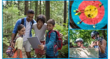 Pack Fun individuel ou en groupe - Natura Parc - Strasbourg-Ostwald