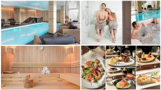 Day Spa et Restauration choix - 7Hotel & Spa - Illkirch