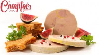 Foie gras de canard Maison - Le Comptoir de la Vill'A - Illkirch