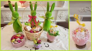 Oeufs en chocolat et confiseries de Pâques - Les Bonbons de Mamie - Strasbourg