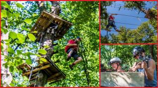 Pack Evasion Adultes et + 12 ans - Natura Parc - Strasbourg - Ostwald