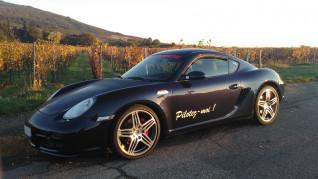 Stage Porsche sur route - EIRL JM Blanck Pilotage - Alsace