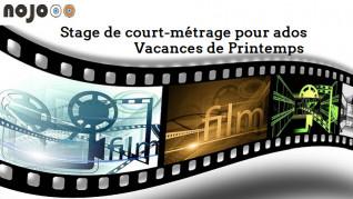 Atelier de Court-Métrage Ados 12 ans et + - NOJO&CO - Strasbourg