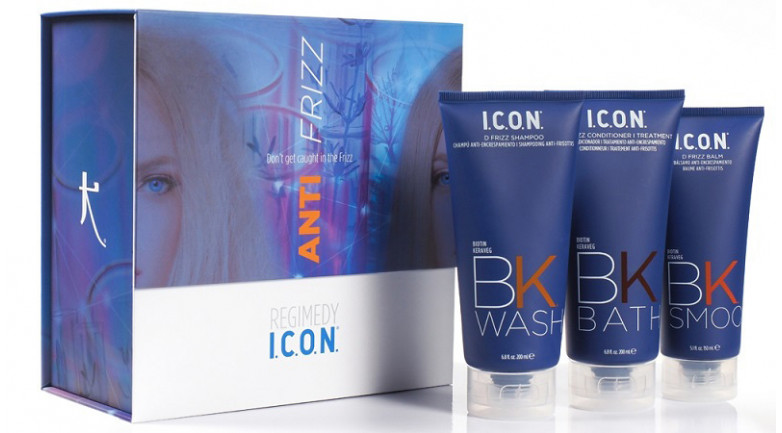Coffret Anti-Frizz ICON - Salon de coiffure Univers'elle - Geispolsheim