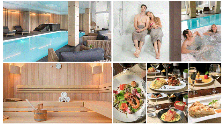 Day Spa et Restauration choix - 7Hotel & Spa - Illkirch