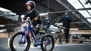 Reduzierte Eintritte für Kinder - Stride Indoor Bike Park - Straßburg